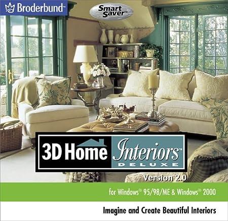 3D Home Interiors Deluxe 2 (Jewel Case)