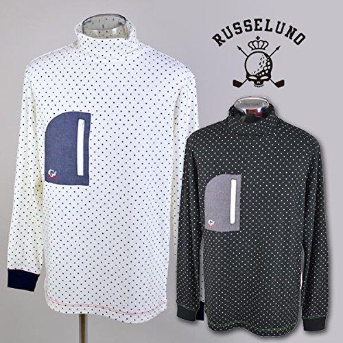 (ラッセルノ) RUSSELUNO タートルネックシャツ 42160 L WHT(白)