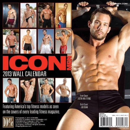 Icon Men 2013 Calendar