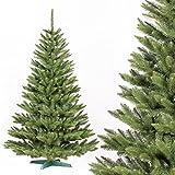FAIRYTREES künstlicher Weihnachtsbaum FICHTE NATUR