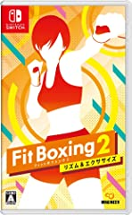 Fit Boxing 2 -リズム&エクササイズ- -Switch