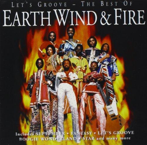 Earth, Wind & Fire - Let
