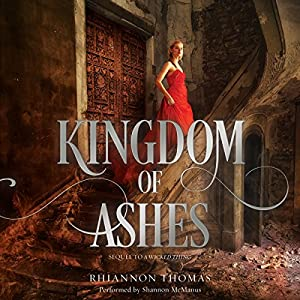 Kingdom of Ashes Audiobook