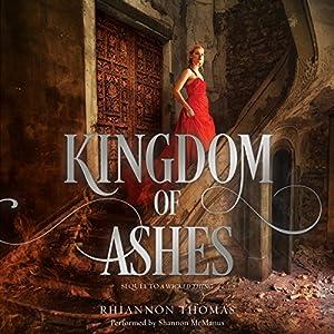 Kingdom of Ashes Hörbuch