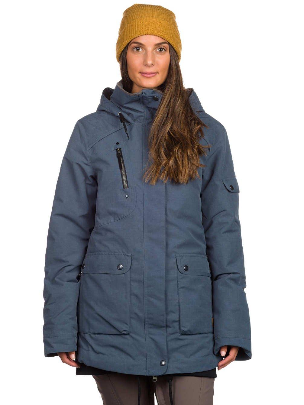 Damen Snowboard Jacke Ride Justice Jacket günstig online kaufen
