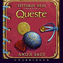 Queste: Septimus Heap, Book Four Audiobook by Angie Sage Narrated by Gerard Doyle