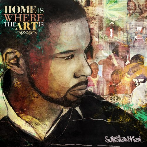 Substantial-Home Is Where The Art Is-CD-FLAC-2012-Mrflac Download