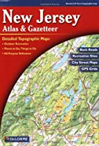New Jersey Atlas &amp; Gazetteer (New Jersey Atlas and Gazetteer)