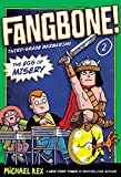 The Egg of Misery (Fangbone! Third Grade Barbarian)