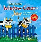 Window-Color-Vorlage: Das bunte Window-Color-Jahr