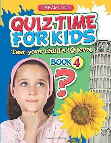 QUIZ TIME FOR KIDS - 4 price comparison at Flipkart, Amazon, Crossword, Uread, Bookadda, Landmark, Homeshop18