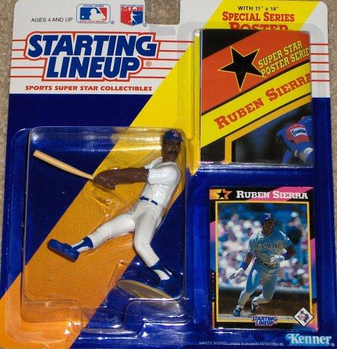 Ruben Sierra 1992 Starting Lineup