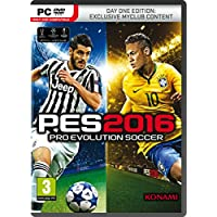 Pro Evolution Soccer (PES) 2016 - Day-one Edition - PC