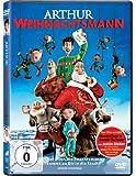 DVD Cover 'Arthur Weihnachtsmann