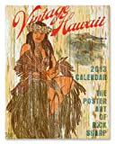 Vintage Hawai's by Rick Sharp 2013 Deluxe Calendar