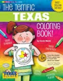 The Terrific Texas Coloring Book (The Texas Experience)