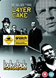 Layer Cake/Snatch/Lock, Stock And Two Smoking Barrels [DVD]