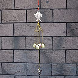 YONG Small metal bells and creative home ornaments