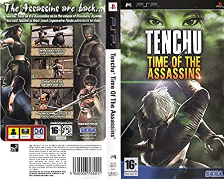 Tenchu Time of the Assasins