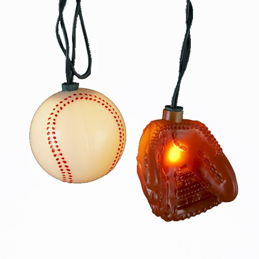 Baseball and Glove Light Set