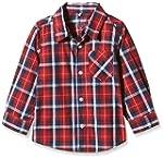 Name It Baby Boys Checkered Shirt