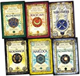 Michael Scott Michael Scott The Secrets of the Immortal Nicholas Flamel 6 Books Collection Pack Set RRP: £43.94