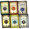 Michael Scott The Secrets of the Immortal Nicholas Flamel 6 Books Collection Pack Set RRP: �43.94