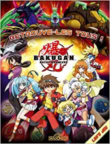 "Bakugan ; battle brawlers"": 9782878811520: Amazon.com: Books"