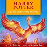 J. K. Rowling Harry Potter and the Order of the Phoenix - Unabridged 24 Audio CD Set by Rowling, J. K. on 19/07/2010 Children's edition