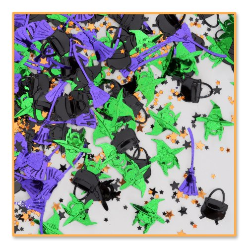 Beistle Witches Brew Confetti