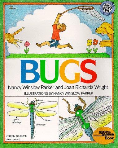 Bugs (Reading Rainbow Books), Joan Richards Wright