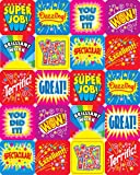 Carson Dellosa Positive Words Motivational Stickers (0625)