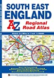 img - for South East England Regional Road Atlas book / textbook / text book