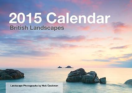 British Landscapes Calendar 2015 Calendar British