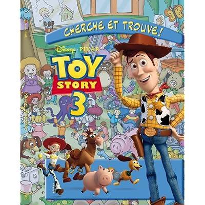 Toy story 3, cherche et trouve ! (French Edition): Disney