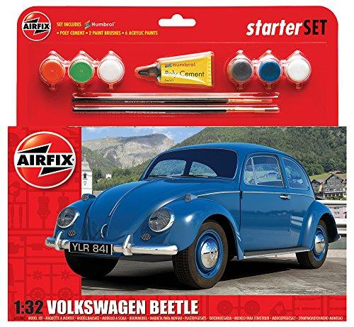 airfix-132-scale-vw-beetle-starter-gift-set