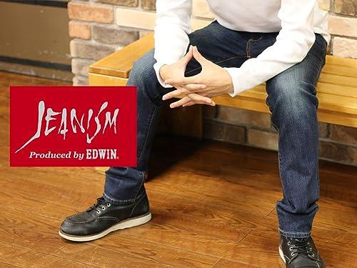 EDWIN ジーンズ メンズ デニム パンツ ストレッチ レギュラー ストレート ジーパン ズボン 3color