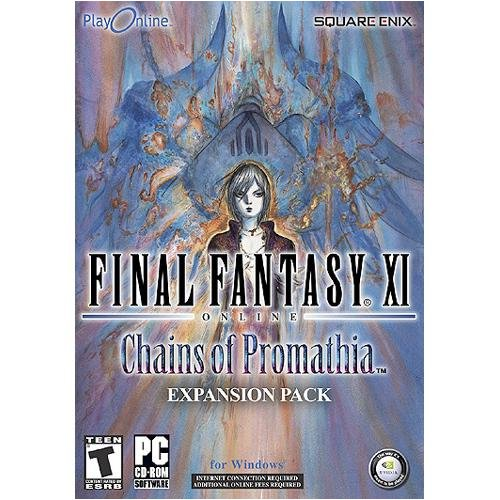Final Fantasy XI Chains of Promathia Expansion Pack