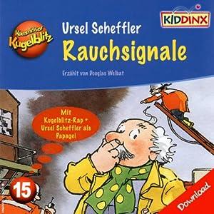 Rauchsignale (Kommissar Kugelblitz 15) Hörbuch