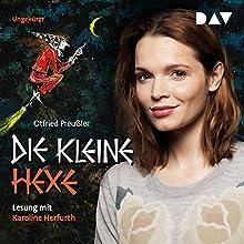 Die kleine Hexe Hörbuch von Otfried Preußler Gesprochen von: Karoline Herfurth