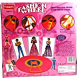 Funskool Creative Fashion Wheel Dial a Design Art Set