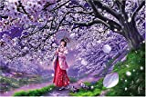 1000ピース 桜風 1000-484