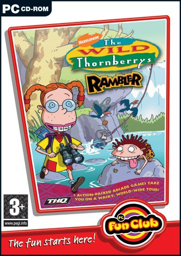 pc-fun-club-the-wild-thornberrys-rambler-pc-cd