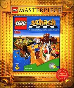 LEGO Schach, 1 CD-ROM Lebendiges Schach, das richtig Spaß macht. Für Windows 95/98