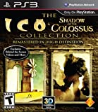 PS3 Ico/Shadow of the Colossus Collection