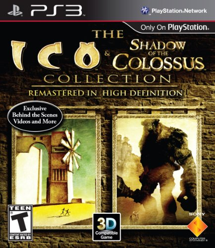Sale alerts for Sony Computer Entertainment PS3 Ico/Shadow of the Colossus Collection - Covvet
