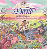 David: God's Rock Star: And Other Bible Stories to Tickle Your Soul (Heaven and Mirth)