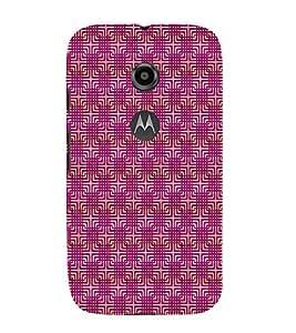 EPICCASE nexus Mobile Back Case Cover For Moto E 2nd Generation (Designer Case)