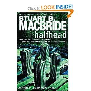 Halfhead - Stuart B MacBride