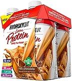 Hydroxycut Lean Protein Shake, Milk Chocolate,11 fl oz bottles, 4 Count